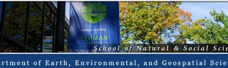 Environmental Policy Adjunct needed @LehmanCollege