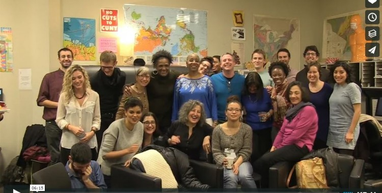 Check out the @CUNYGCEES Program Promo Video! You might be famous already!