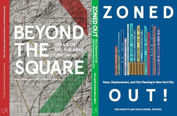 10/27 #Colloquium: #EESpresents 2 @TerreformUR books: Beyond the Square & Zoned Out! @CUNY_GC @HunterUAP @GCsciences