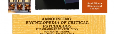Book Release: The Encyclopedia of Critical Psychology