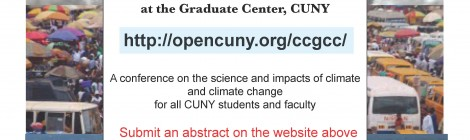 CFP: CUNY Climate in Context Conference